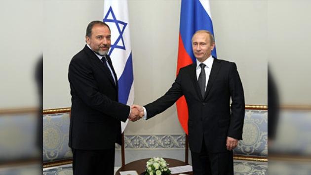 Valoración positiva de la visita del ministro de Exteriores israelí a Rusia