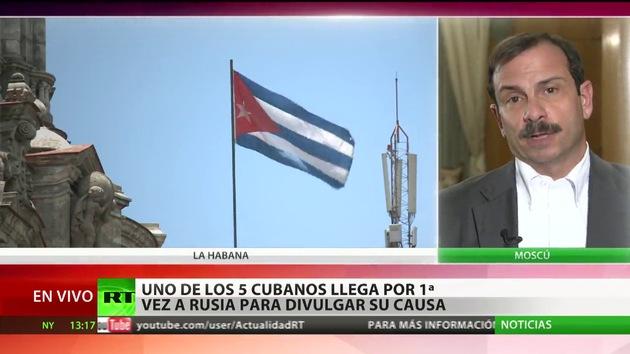 Uno de Los Cinco en Moscú: Élite de EE.UU. reconoció papel de Cuba en la lucha contra el ébola