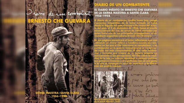 Publican un diario inédito del Che como combatiente en Sierra Maestra