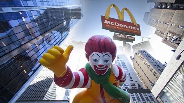 "McDonald's a una empleada: ""Te meteré una bala en la cabeza si vuelves a enfermar"""