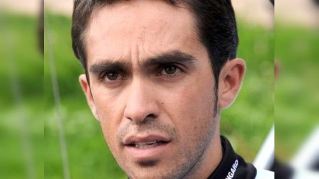 Alberto Contador, sancionado con dos años fuera de las pistas por dopaje
