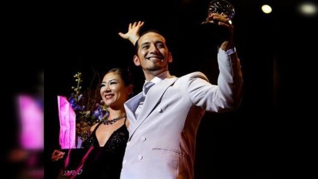 Un argentino y una japonesa, campeones mundiales de Tango Escenario 2010