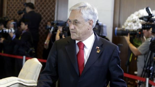 Chile: Piñera convoca al Consejo de Seguridad Nacional por la demanda de Perú ante La Haya