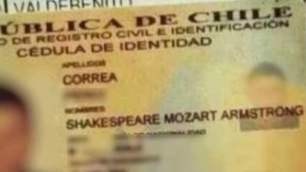 Shakespeare Mozart Armstrong recurrirá a la justicia chilena tras ser objeto de burla