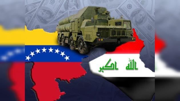 Irán podría obtener misiles C-300 a través de Venezuela