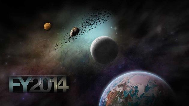 El nuevo proyecto de presupuesto de EE.UU. prevé dinero para capturar un asteroide