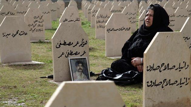 Kurdos demandan a empresas francesas por vender armas químicas a Sadam Husein