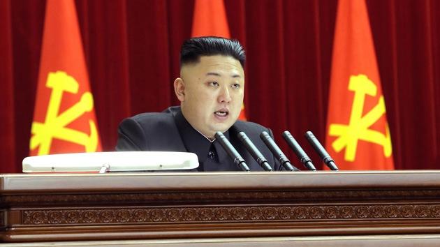 """""""EE.UU. le hace el juego a Kim Jong-un"""""""