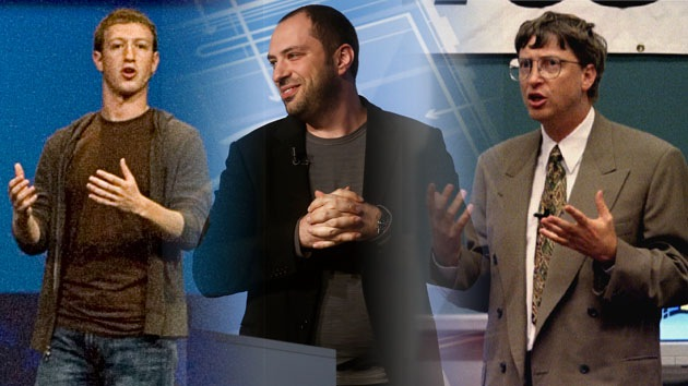 Un pasado oscuro: multimillonarios que empezaron como 'hackers'