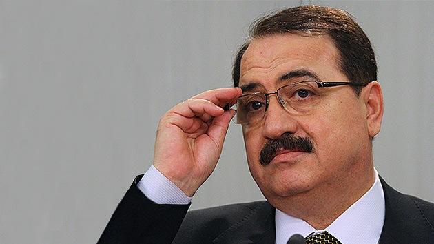 """El embajador de Siria en Rusia: """"Es posible destruir las armas químicas en Siria en un año"""""""