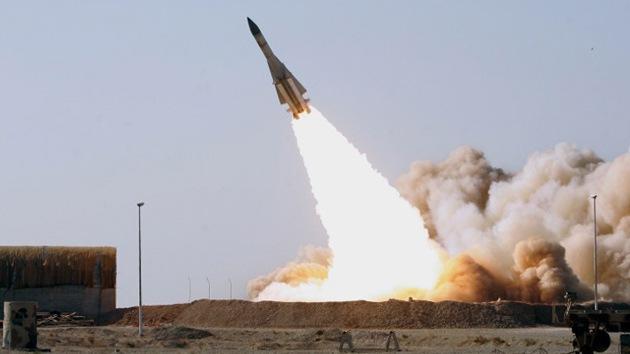 Irán ya tiene su propio misil de crucero, Qadir