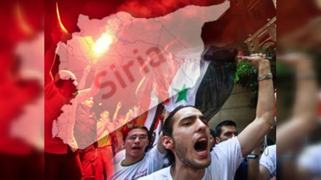 Guerra civil en Siria, ¿se repite el mismo guión libio?