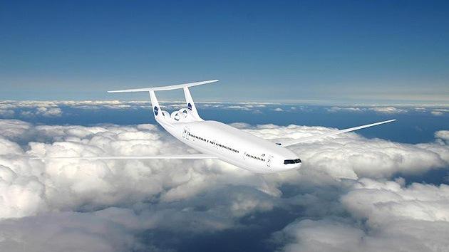 La NASA y el MIT presentan un avión de bajo consumo de combustible