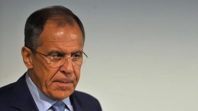 """Canciller ruso: """"La imposición de la democracia 'a sangre y fuego' no funciona"""""""