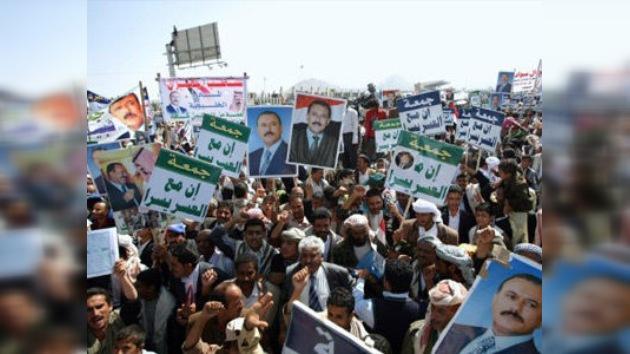 El nuevo Gobierno de unidad hace juramento en Yemen