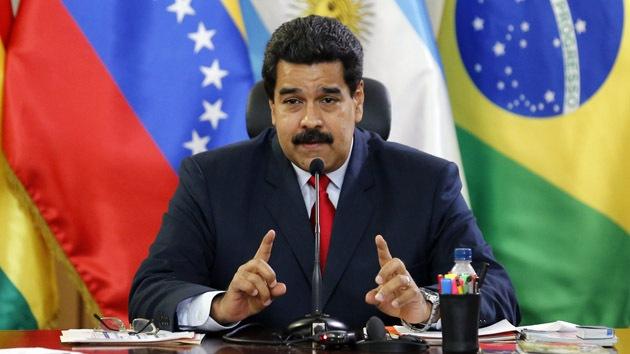 """Maduro en 'The New York Times': """"Obama gasta 5 millones en la oposición venezolana"""""""