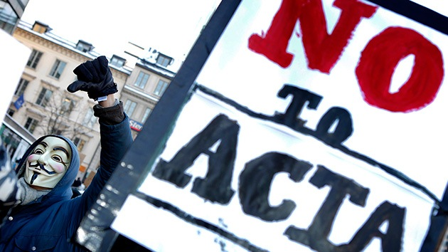 Europa tumba definitivamente el ACTA