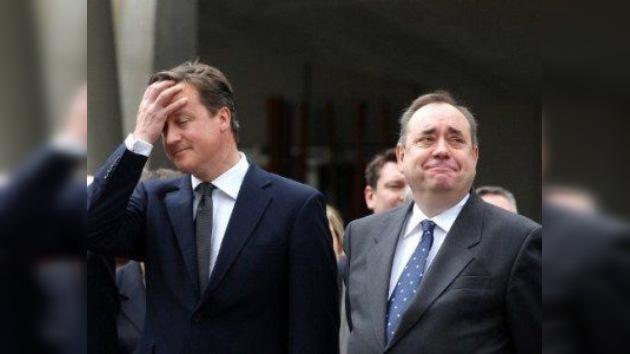 Los escoceses podrían decir 'sí' o 'no' a la independencia en otoño del 2014
