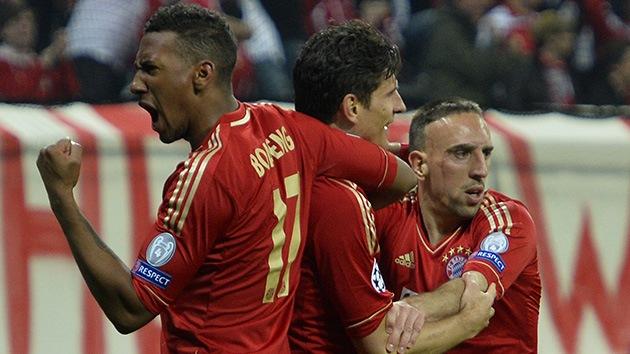¡Qué bárbaro!: El Bayern aplasta 4 – 0 al Barcelona y pone un pie y medio en Wembley