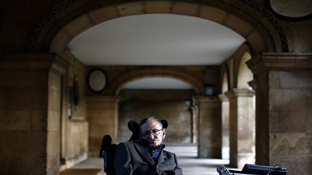 """Stephen Hawking todavía """"no sabe por qué existe el Universo"""""""