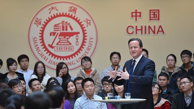 """Medios chinos: """"El Reino Unido es bueno solo para viajar y estudiar"""""""
