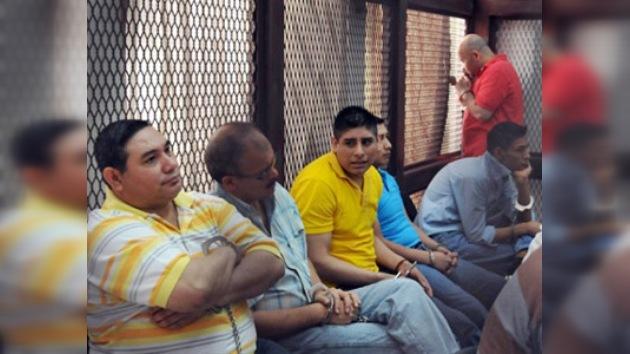 Detienen a nueve presuntos sicarios por la masacre de migrantes