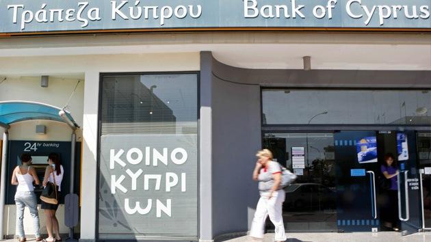 El BCE advierte que Chipre caerá en la insolvencia sin la ayuda exterior