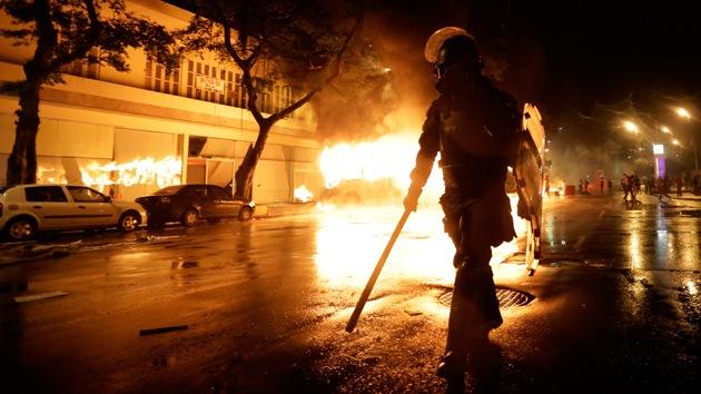 Multitudinarias protestas en Brasil por muertes conectadas con la Policía