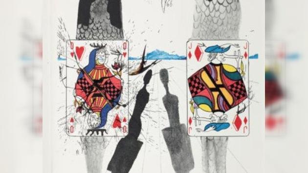 Picasso, Miró y Dalí 'ilustran' Moscú