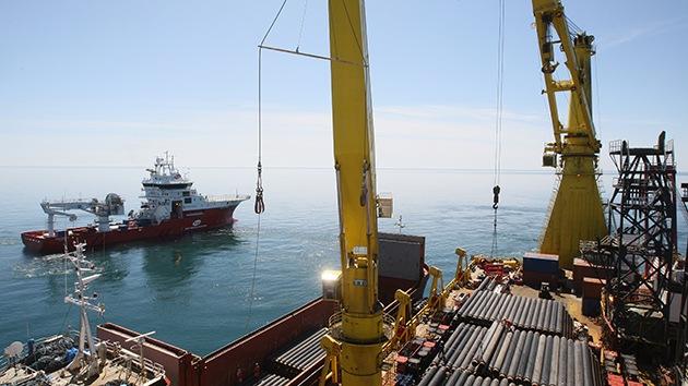 Rusia y Turquía acuerdan la construcción de un gasoducto en el mar