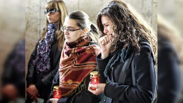 Se eleva a 13 el número de muertos del atentado en Bielorrusia