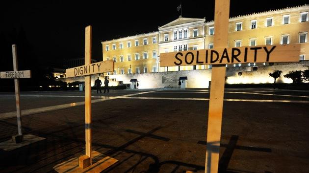 Nuevo caso engrosa la lista de suicidios en Grecia