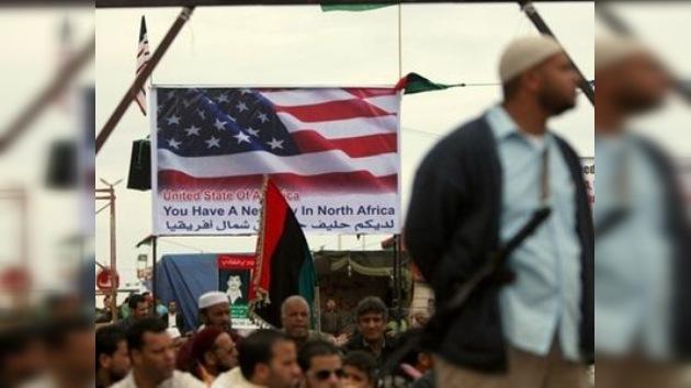 Sociedad de EE. UU. no quiere que su país participe en la guerra en Libia