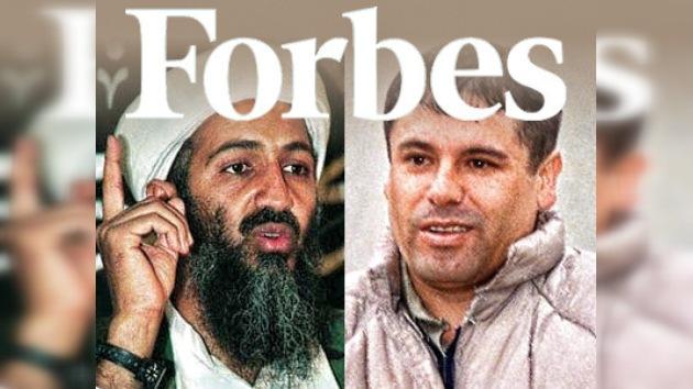 Bin Laden y El Chapo Guzmán, los más buscados según Forbes
