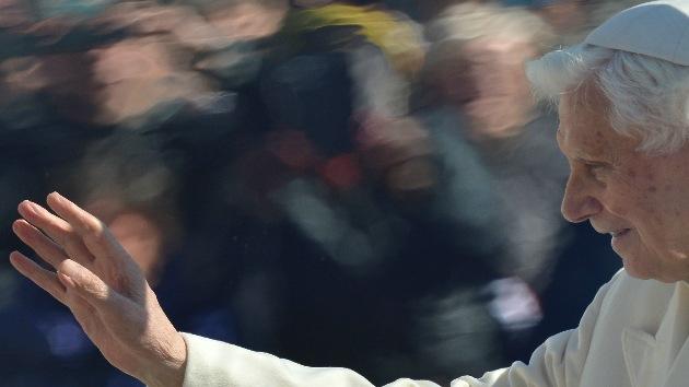 Benedicto XVI concluye su pontificado de 8 años