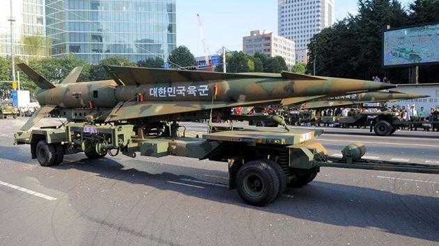 Corea del Sur se esforzará en desarrollar misiles con mayor alcance lo antes posible