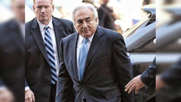 Strauss-Kahn, fuera de la carrera presidencial en Francia