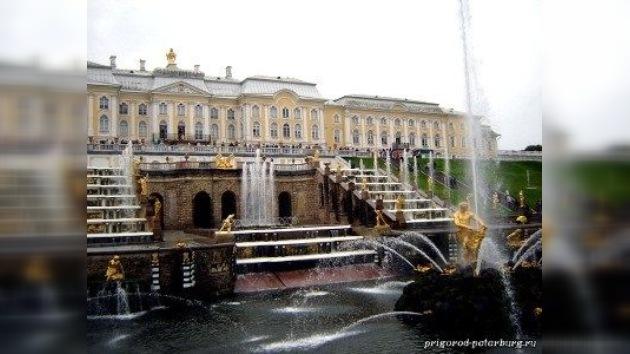 Una de las fuentes más fotografiadas de San Petersburgo será reconstruida