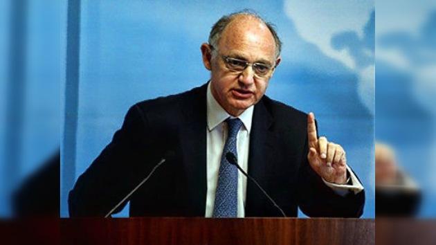 """Héctor Timerman: """"Valoro que Rusia no haya usado el veto"""" en Libia"""