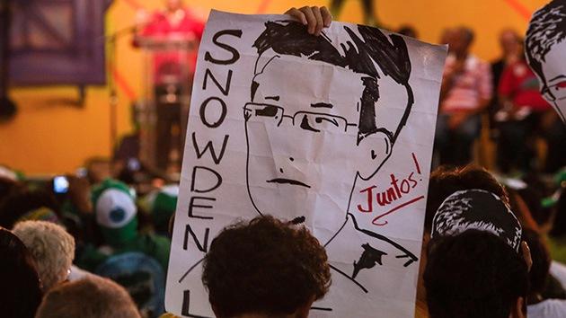 Snowden agradece a Rusia por concederle asilo y poder seguir en libertad
