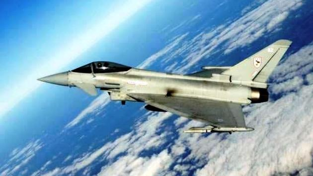 Reino Unido envía cazas para interceptar aviones rusos en el Báltico