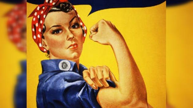Las mujeres de EE. UU ganan fuerza durante la crisis