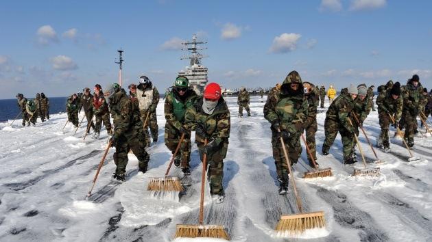 Marineros de EE.UU. con cáncer demandan a TEPCO, propietaria de Fukushima