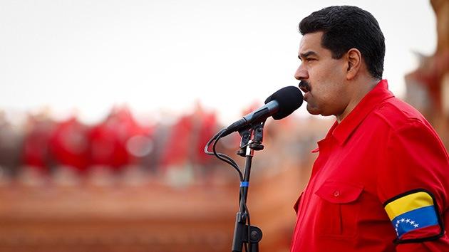 Venezuela: Maduro alerta al mundo de un intento de golpe de Estado