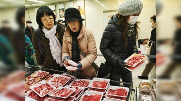 En Japón venden carne contaminada con cesio radioactivo