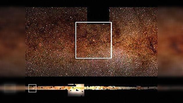 Completan la imagen fotográfica más grande de la Vía Láctea