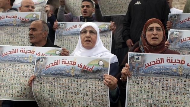 Netanyahu da luz verde a la liberación, el próximo martes, de 26 presos palestinos