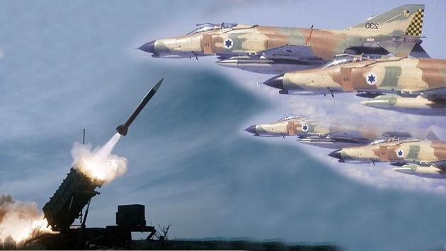 Arabia Saudita derribará aviones israelíes con rumbo a Irán