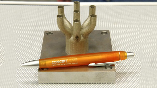 Cohetes para lanzamientos espaciales de la Nasa, 'imprimidos' en 3D