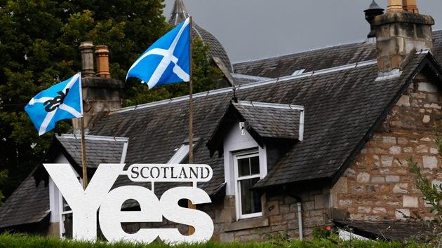 La mayoría de los escoceses quiere una nueva consulta sobre la independencia